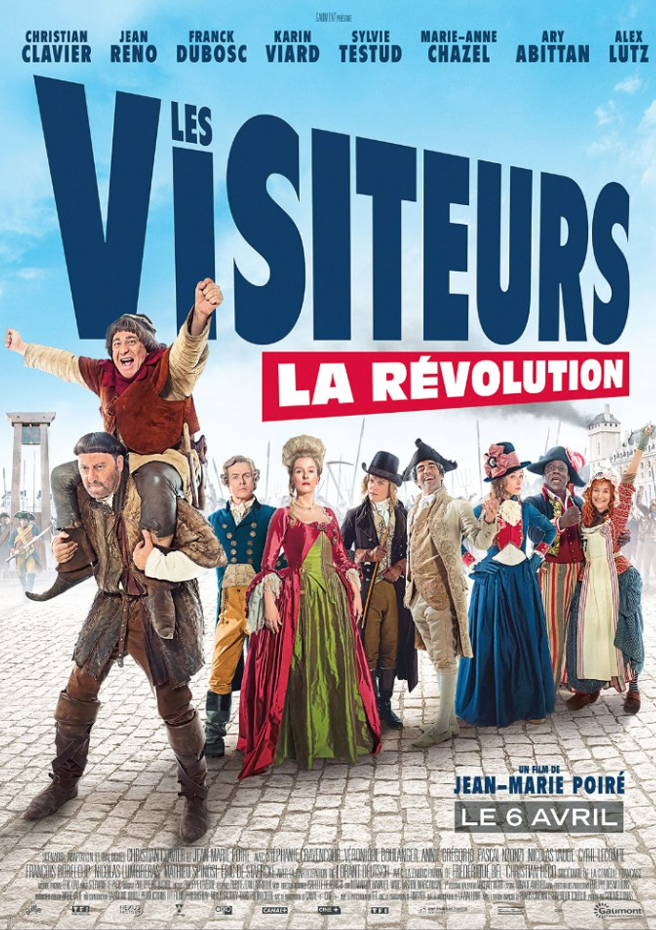 The Visitors: Bastille DayClose